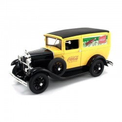Ford Model A delivery van...