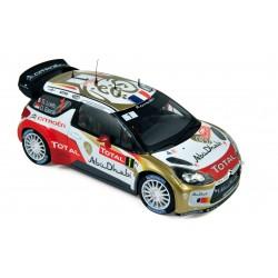 Citroën DS3 WRC Monte Carlo...