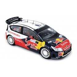 Citroën C4 WRC winner...