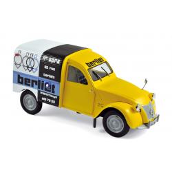 Citroën 2CV fourgonnette...