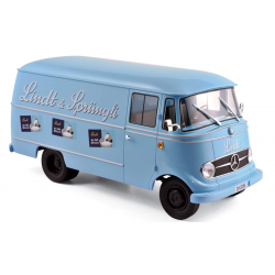 Mercedes benz L319 Lindt &...