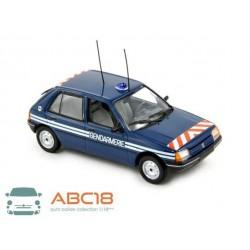 Peugeot 205 gendarmerie...