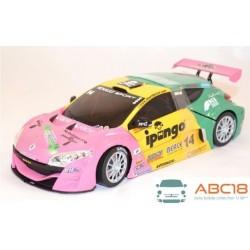 Renault Megane trophy world 14